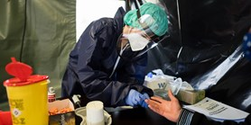 Desetitisíce hodin odpracovali studenti Lékařské fakulty MU při epidemii