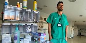 Absolvent MUNI: Španělské nemocnice připomínaly válečnou zónu
