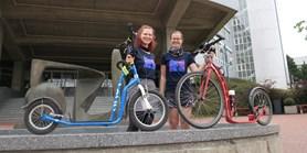 Čtyřicet týmů z MUNI se zapojilo do soutěže Do práce na kole