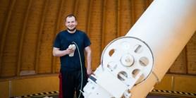 Mladý astrofyzik z MUNI míří na doktorát do Německa a Chile