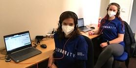 Trpělivost a respekt provází medičky prací v call centru hygieniků
