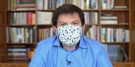 The rector of Masaryk University, Martin Bareš, tested positive for coronavirus