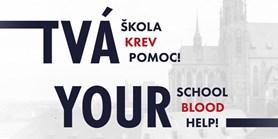 MUNI se zapojila do Univerzitního poháru darování krve. Podpořte ji!