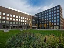 Building  FI, Botanická 68a,