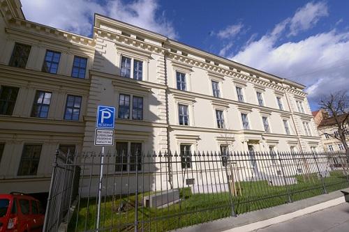 Budova FF, Gorkého 14, budova A, Budova A