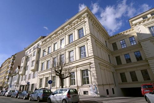 Budova FF, Gorkého 14, budova B1, Budova B1