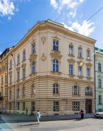 Budova FF, Gorkého 13, budova O, Budova O