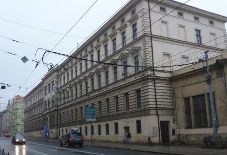 Budova FF, Úvoz 33, budova U1, Budova U1