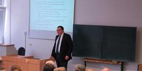 Přednáška Miroslava Singera
