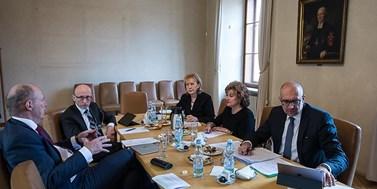 152. zasedání Předsednictva ČKR