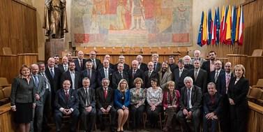 144. zasedání Pléna ČKR (VýročníshromážděníČKR)
