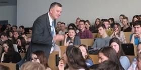Přednáška Petra Blížkovského
