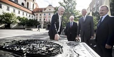 Setkání zástupců ČKR se zástupci Bavorské konference rektorů