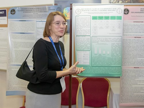 2018-11-28 Konference MEFANET 2018: Klinické virtuální scénáře v mapování kurikula