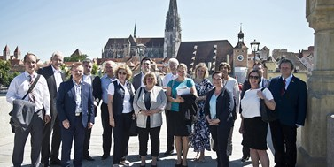 Meeting of CRC Representatives with Bavarian Rectors Conference Representatives