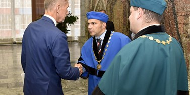 Solemn Opening of the Academic Year 2019/2020 of the Czech Republic Higher Education Institutions at the Police Academy of the Czech Republic in Prague