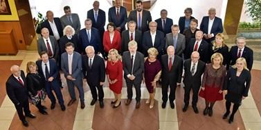 152. zasedání Pléna ČKR
