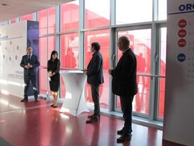Vernisáž výstavy ke 100. výročí založení LF MU