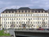 Budova PedF, Poříčí 7, budova B,