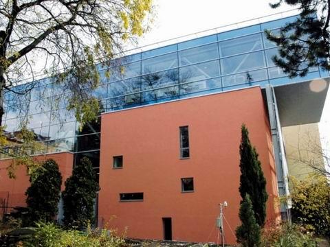 Budova PřF, Kotlářská 2, pavilon 12 - aula, Aula