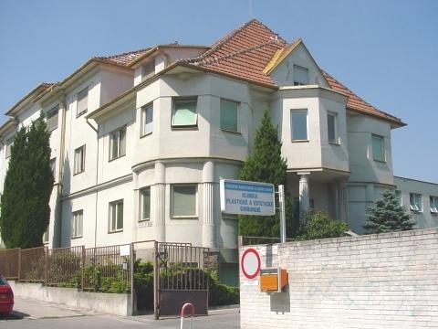 Budova LF, FN Brno, Berkova 34/38,