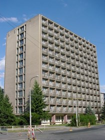 Building  ACS, Kounicova 50,