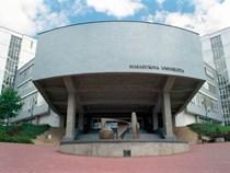 Budova ESF, Lipová 41a, Hlavní budova - vchod