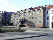 Budova SKM, nám. Míru 4, Hlavní budova