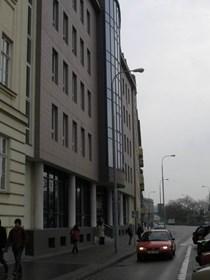 Budova PedF, Poříčí 9, budova A, Hlavní budova