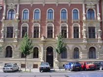 Budova SKM, Veveří 29, Budova kolejí a menz