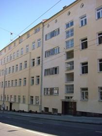 Budova SKM, Tvrdého 5, Objekt kolejí