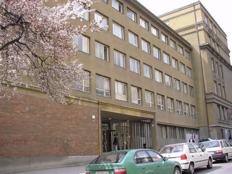 Building  FArt, Arna Nováka 1, Building D, Budova D